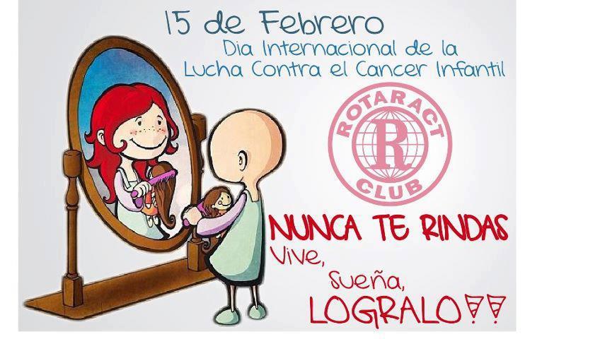 lucha contra el tumor infantil